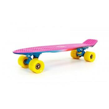 "Пенни борд Fish Skateboards Print 22.5"""