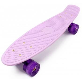 """Пенни борд Zippy Board 22"""" LED Колеса - PRO"""